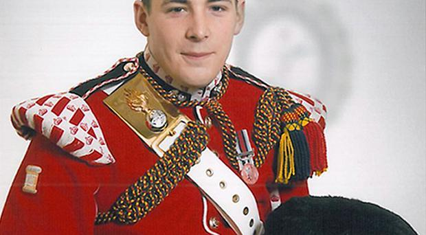 Drummer Lee Rigby was murdered by Muslim extremists as he returned to Woolwich barracks on May 22 (MoD/PA)