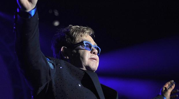 Sir Elton John has attacked talent shows like BBC's The Voice for producing 'nonentities'