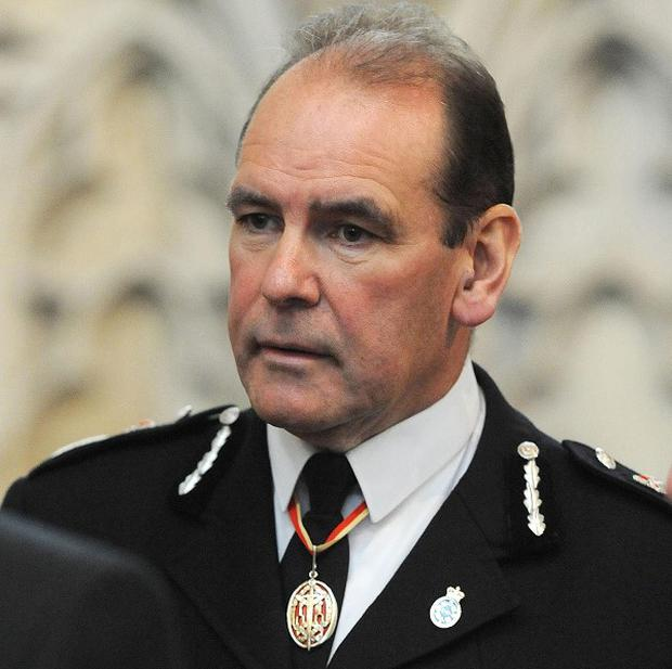 Sir Norman Bettison, the former West Yorkshire Police Chief Constable who has been referred to the Independent Police Complaints Commission