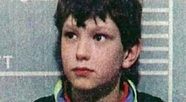 Jon Venables pictured after his arrest for the murder of James Bulger in 1993