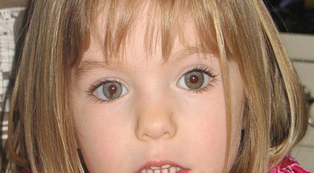 Madeleine McCann went missing from a holiday apartment in Portugal's Algarve in May 2007