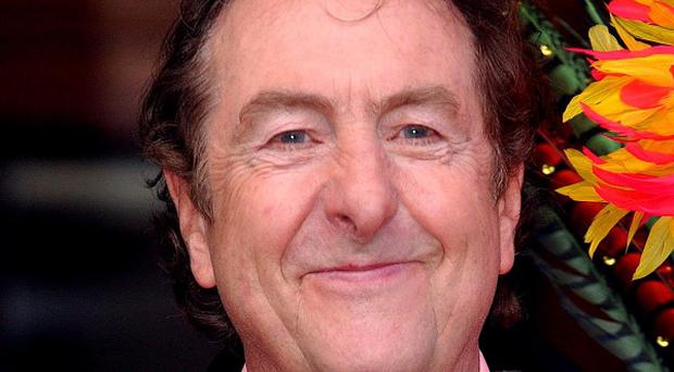 Eric Idle was one of three former Monty Python stars who gave evidence at the trial