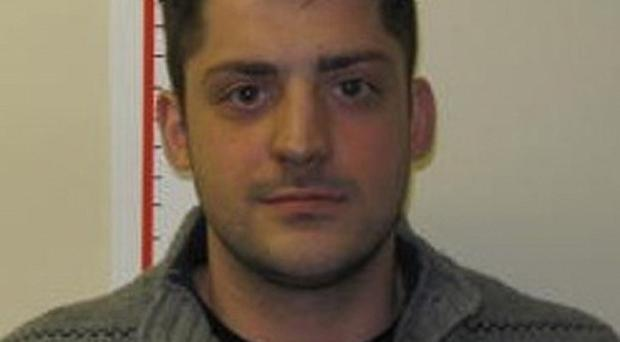 Daniel Best, 25, has gone missing from Hollesley Bay prison (Suffolk Police/PA)