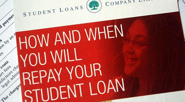 The Student Loans Company overpaid nearly 70 million pounds in the academic year 2011/12