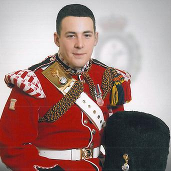 Fusilier Lee Rigby, 25, a drummer in the 2nd Battalion Royal Regiment of Fusiliers, was killed as he returned to Woolwich barracks on May 22 (MoD/PA)