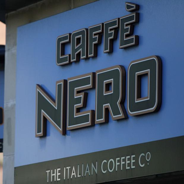 A complaint to Caffe Nero has gone viral