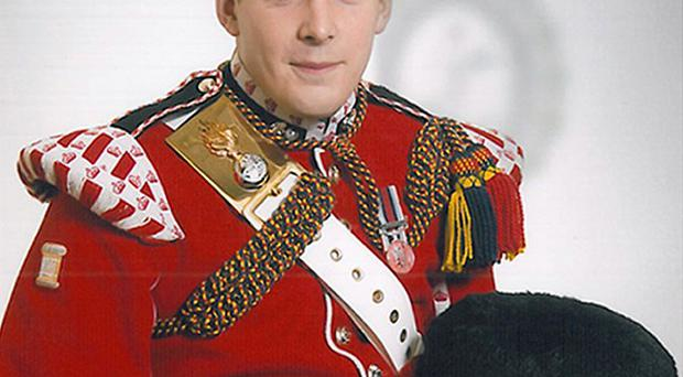 Fusilier Lee Rigby, 25, was murdered in Woolwich in May