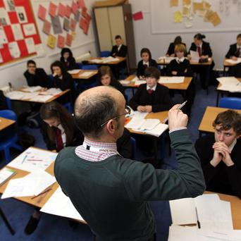 Teachers in England and Wales are to strike over issues including pay and pensions