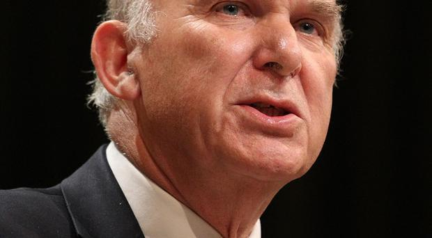 Business Secretary Vince Cable is expected to outline the plans in a speech to the London Stock Exchange
