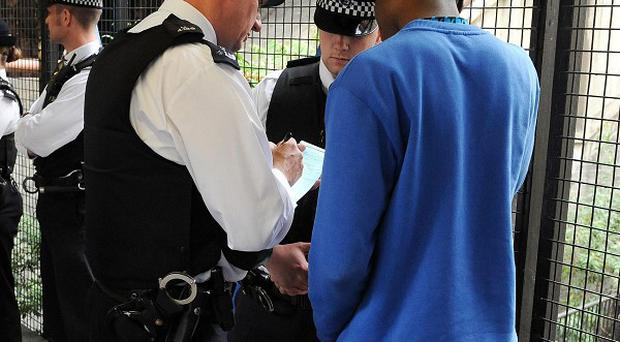 A study of Nottinghamshire Police's relations with black and ethnic minority communities is likely to recommend a review of its stop and search policy