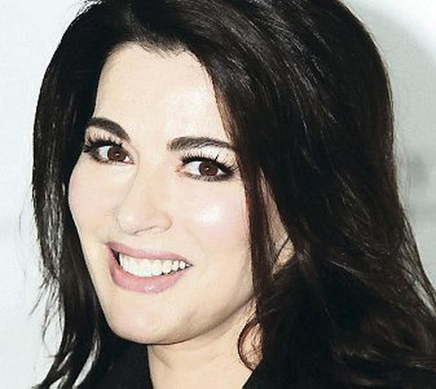 Divorce: Nigella Lawson