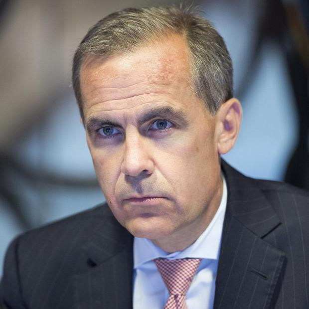 Mark Carney would have to write a letter to the Chancellor if the inflation figure exceeded three per cent