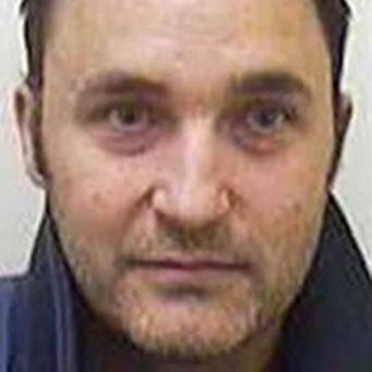 Craig Black who absconded from HMP Leyhill in South Gloucestershire