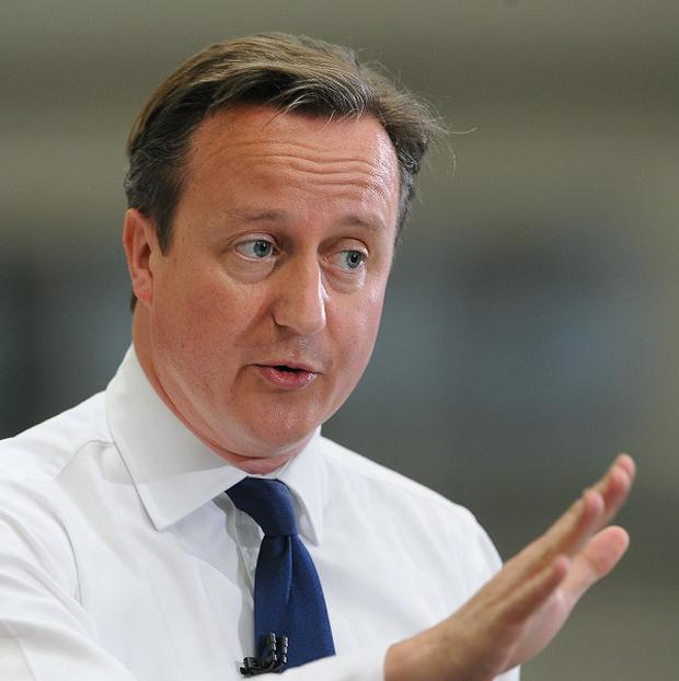 Prime Minister David Cameron's spokesman said 'sympathy' with people who oppose male-only membership policies