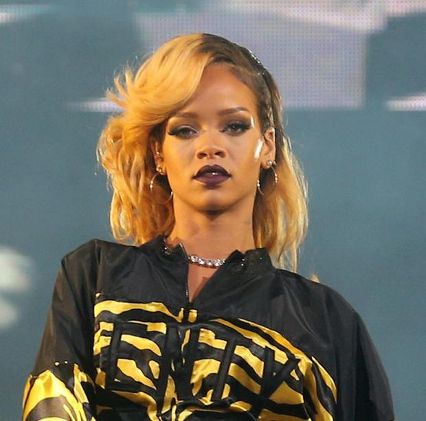 Rihanna is seeking damages over an unauthorised Topshop T-shirt