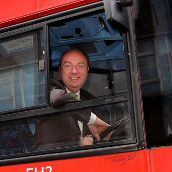 Norman Baker has made securing a better deal for youngsters his 'top bus priority' until the 2015 election