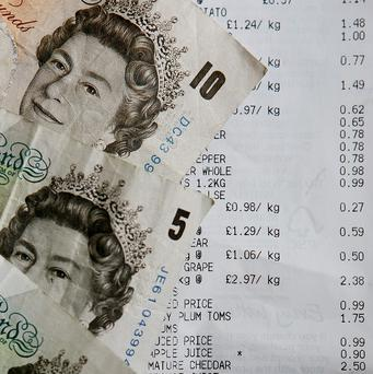 Nine million families across the UK are feeling under financial pressure, reseach suggests