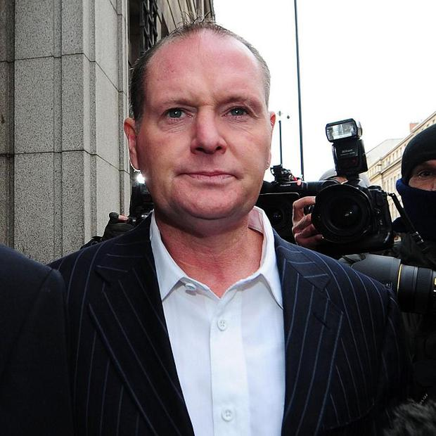 Former World Cup star Paul Gascoigne has been charged with common assault