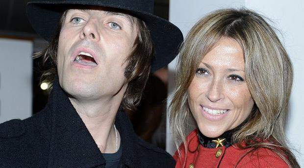Liam Gallagher and Nicole Appleton have been married since 2008