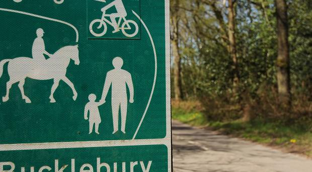 Villagers in Bucklebury, where the Duchess of Cambridge grew up