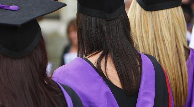Women are outnumbering men at university, with young women nearly a third more likely to apply this year, according to research