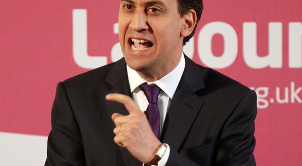 Ed Miliband has accused David Cameron of 'bringing big tobacco to the heart of Downing Street'