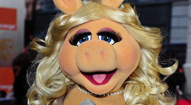 The Muppets have offered their congratulations to the royal couple