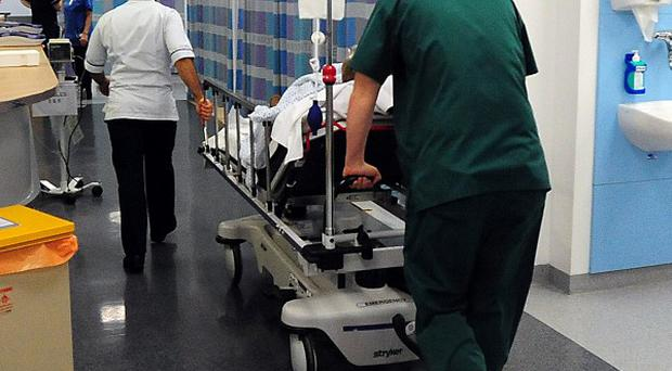 Health experts have warned that the emergency care system could collapse in six months as a result of rising demand