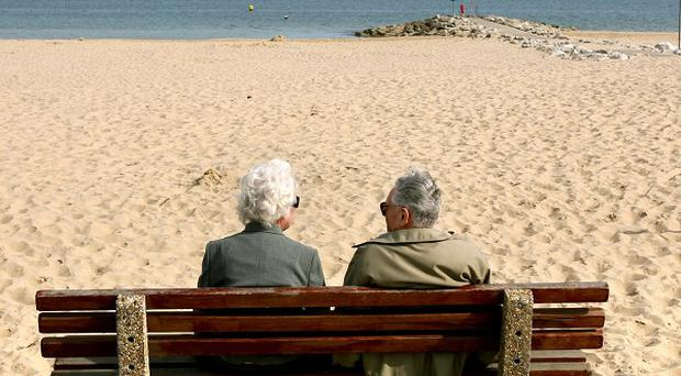 East Dorset has the highest average life expectancy for both men and women, the figures show