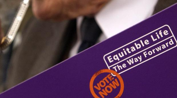 A report has criticised a Government scheme set up to help victims of the collapse of Equitable Life