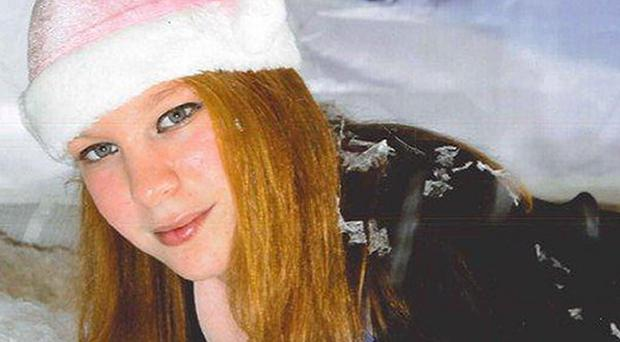 Sasha Marsden was stabbed in the head, face and neck