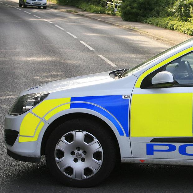 Six people have been injured in two road accidents on the same section of a bypass