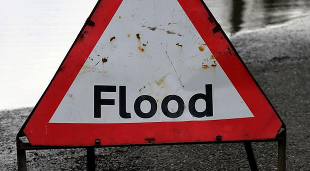 The Environment Agency has also issued 32 flood alerts in the same areas, and two more serious flood warnings
