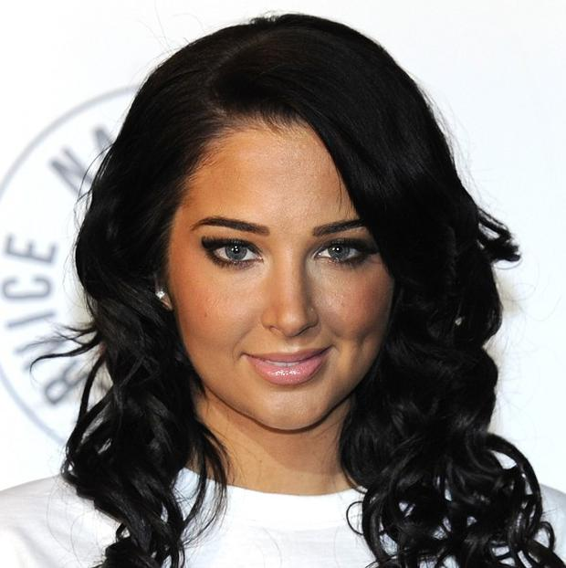 Tulisa Contostavlos was officially dropped as a judge on the X Factor days before her arrest