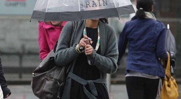 Despite the heavy storms at the start of this week, forecasters predict the hot weather should return