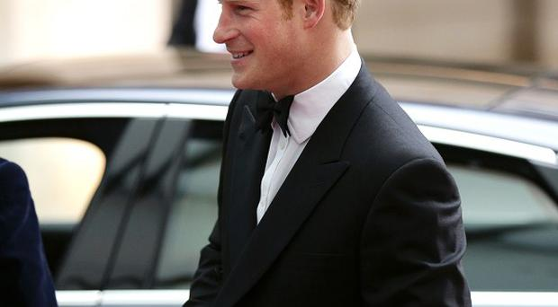 Prince Harry will launch Royal Marines Tamar, where service members are taught a range of skills