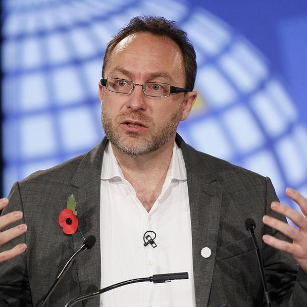 "Wikipedia founder Jimmy Wales praised Snowden for the care he took in the materials he leaked and described the NSA revelations as ""incredibly damaging and embarrassing to the US"""
