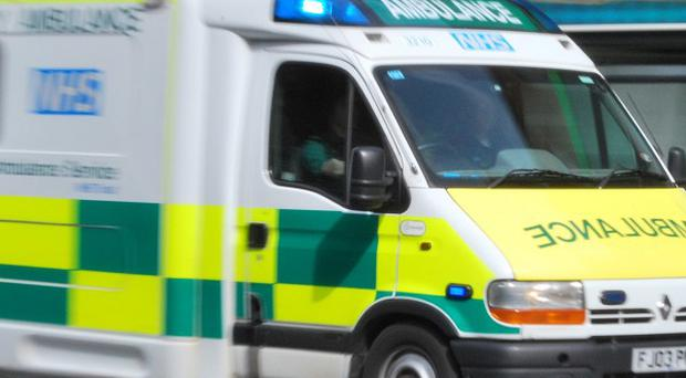 An elderly man and his wife have died following a road collision in Largs