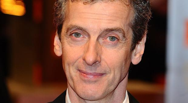 Peter Capaldi is the next actor to play Doctor Who