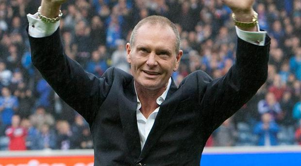 Paul Gascoigne was charged with two counts of common assault following an incident at a railway station