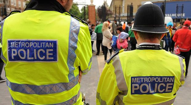 Metropolitan Police said two men have been injured after a shooting in Tottenham