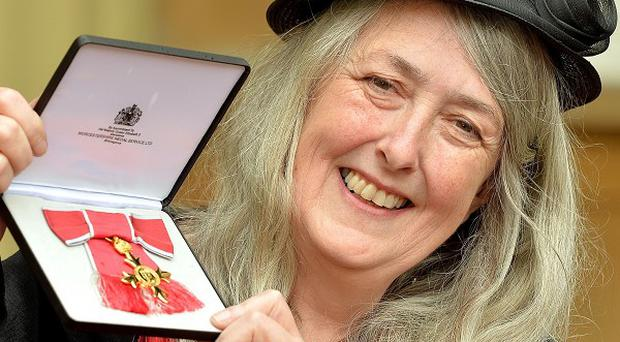 Professor Mary Beard said 'threats of violence and death' on Twitter are different from other abuse