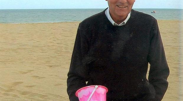 Brian Holmes was killed following an assault over a disabled parking space (Bedfordshire Police/PA)