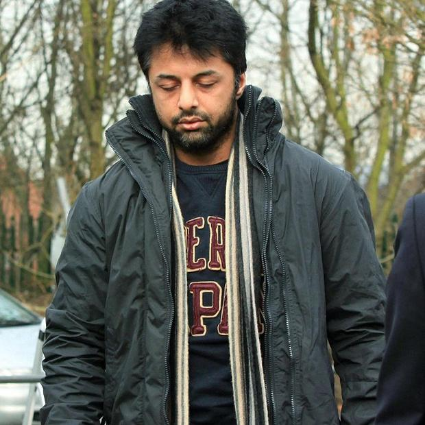 Shrien Dewani, who is accused of murdering his new bride on their honeymoon in South Africa