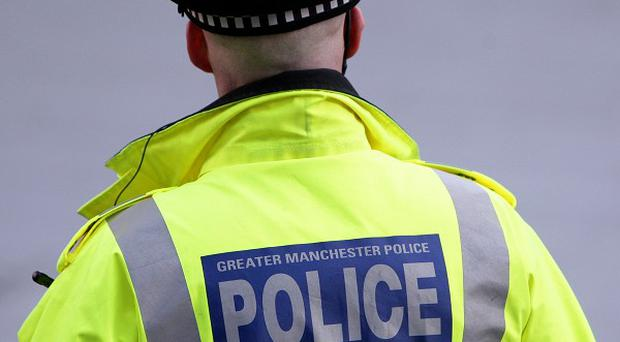 Greater Manchester Police are trying to trace a white camper van in the search for a missing woman