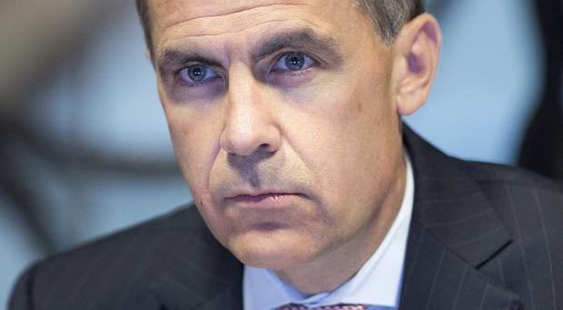Mark Carney announced that interest rates will remain at their record low until unemployment falls below seven per cent