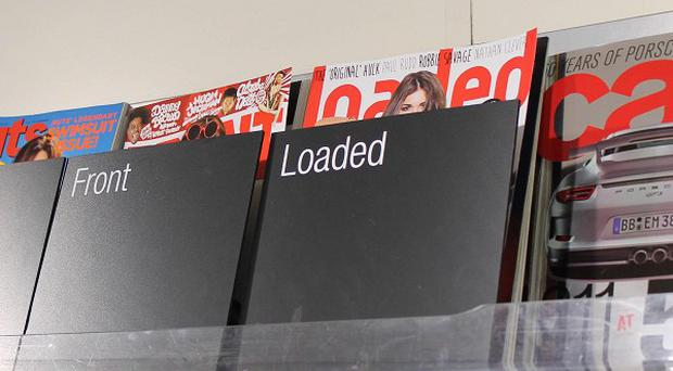 The Co-operative has given publishers of lads' magazines an ultimatum to cover them up in 'modesty bags'