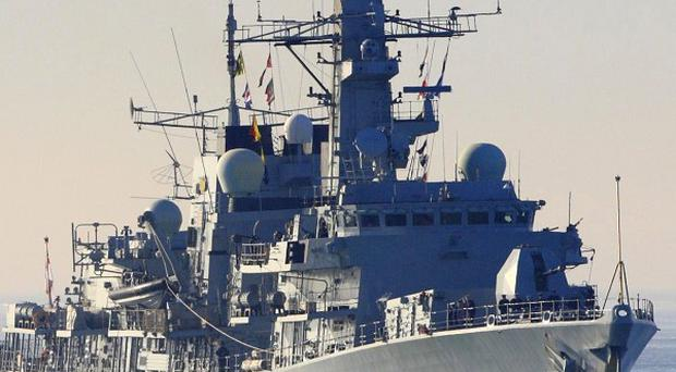 The Royal Navy frigate HMS Westminster will visit Gibraltar later this month