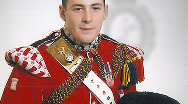 Fusilier Lee Rigby was killed in Woolwich in May (MoD/PA)