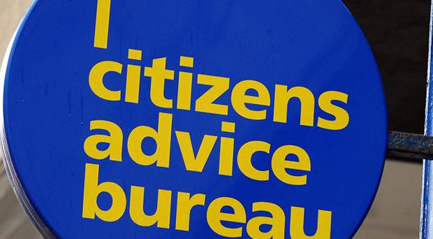 Citizens Advice said that of the requests for help with debt collectors, half were parents with dependent children